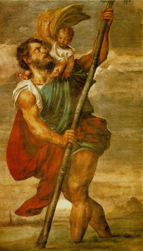 Story of St Christopher | St. Christopher Abbey Malabar Church